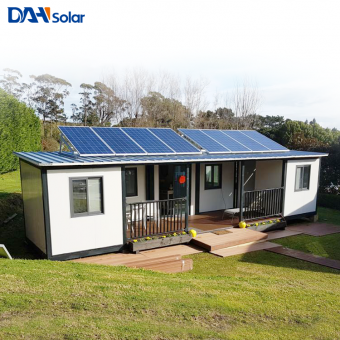 Uso home do sistema solar 1kw
